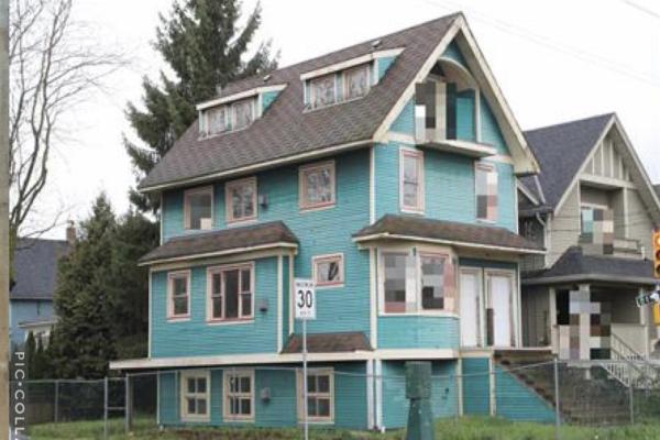2549 FRASER STREET, Vancouver