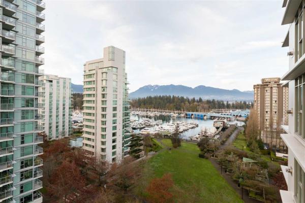 1002 1680 BAYSHORE DRIVE, Vancouver