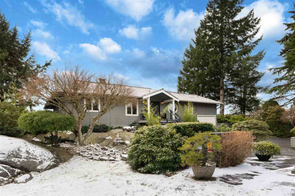 4566 WOODGREEN COURT, West Vancouver