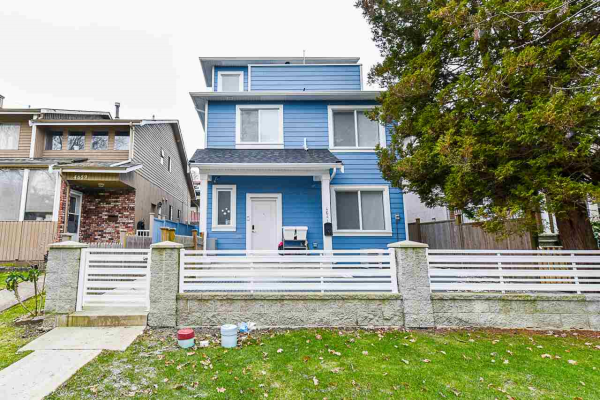 4643 CLARENDON STREET, Vancouver