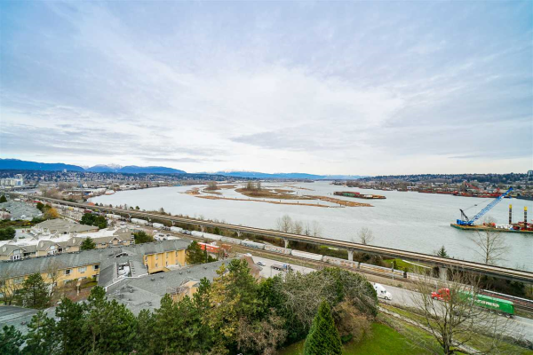 1102 69 JAMIESON COURT, New Westminster