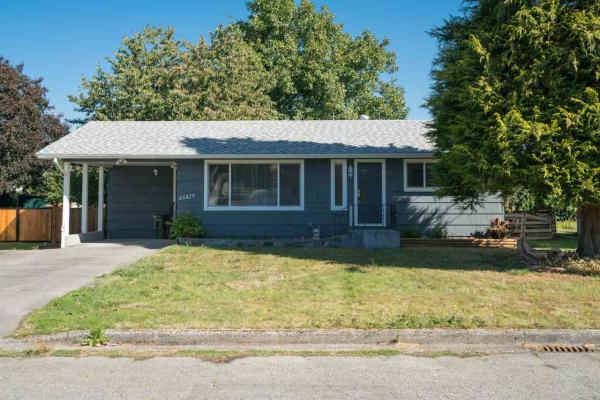 45429 KIPP AVENUE, Chilliwack