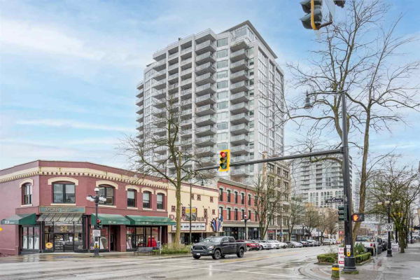 1604 668 COLUMBIA STREET, New Westminster
