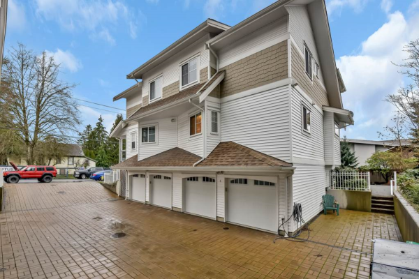 4 12016 YORK STREET STREET, Maple Ridge
