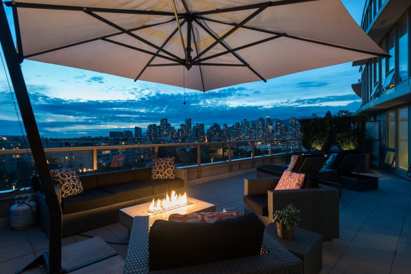 1110 445 W 2ND AVENUE, Vancouver