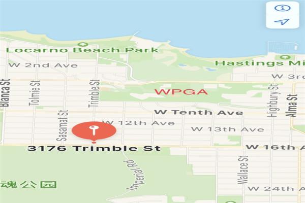 3176 TRIMBLE STREET, Vancouver