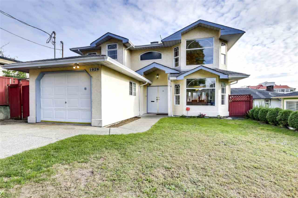 1028 OXFORD STREET, New Westminster