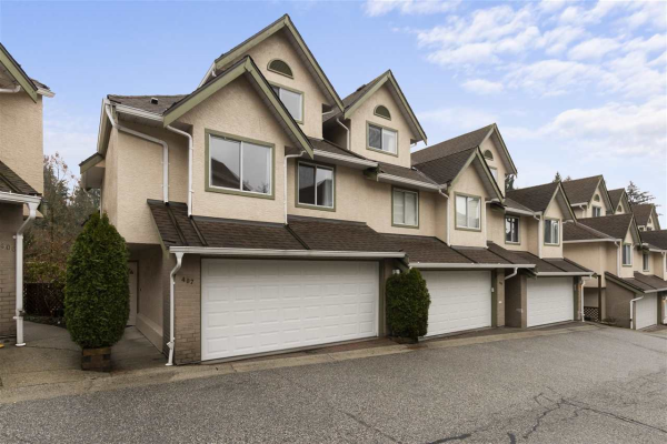 407 3980 INLET CRESCENT, North Vancouver