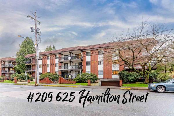 209 625 HAMILTON STREET, New Westminster