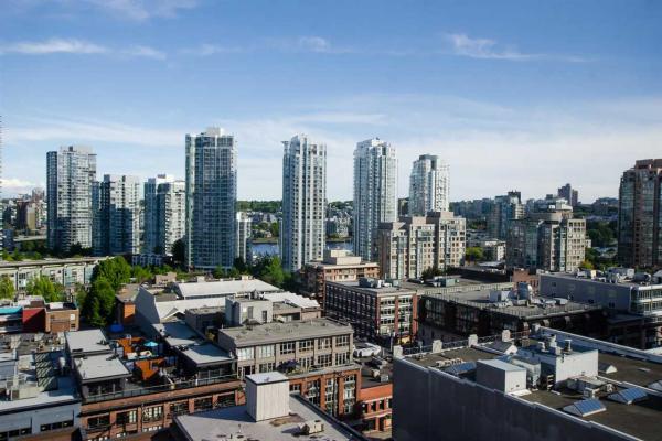 1404 1055 HOMER STREET, Vancouver