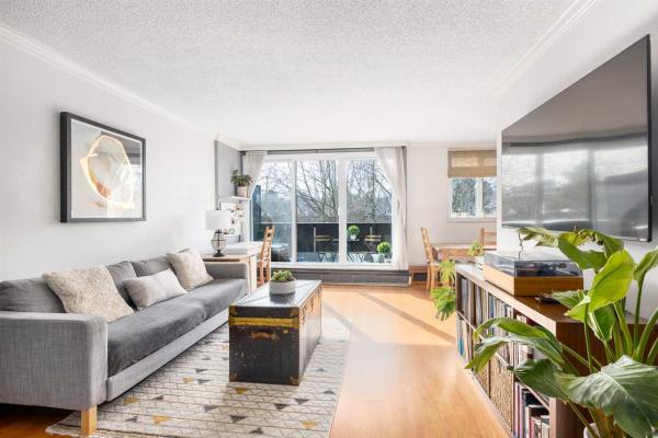 407 1867 W 3RD AVENUE, Vancouver