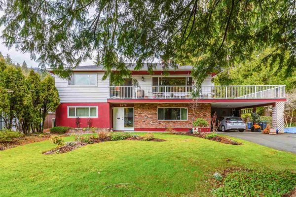 1478 COLEMAN STREET, North Vancouver