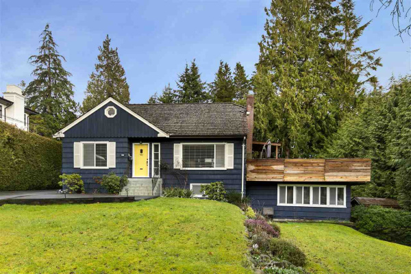 910 3RD STREET, West Vancouver
