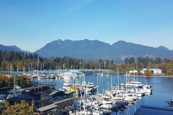 601 590 NICOLA STREET, Vancouver