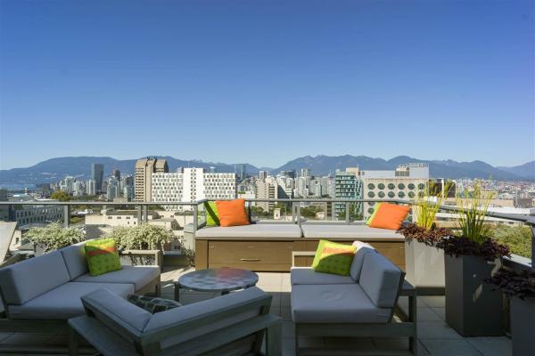 PH1003 2851 HEATHER STREET, Vancouver