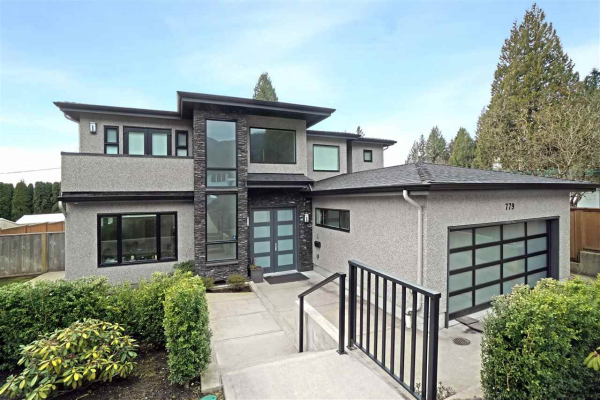779 DONEGAL PLACE, North Vancouver