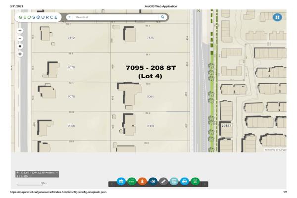 7095 208 STREET, Langley