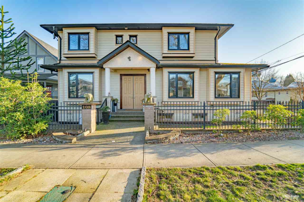 108 E 42ND AVENUE, Vancouver