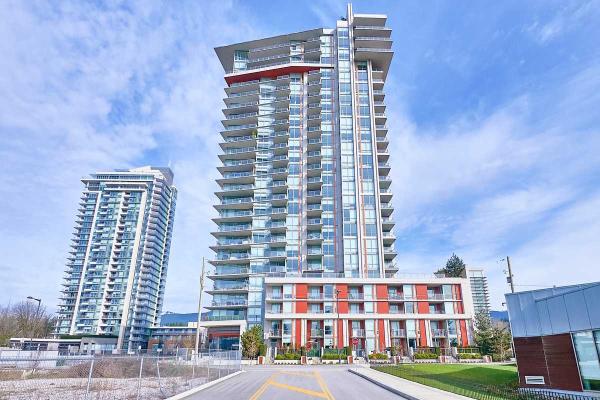 804 1550 FERN STREET, North Vancouver