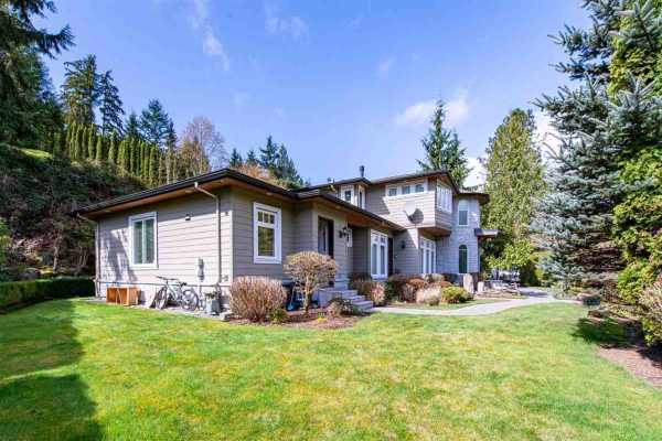 760 BURLEY DRIVE, West Vancouver
