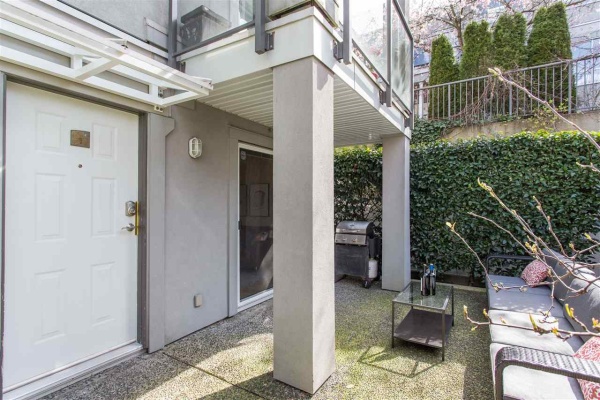 1 1386 W 6TH AVENUE, Vancouver