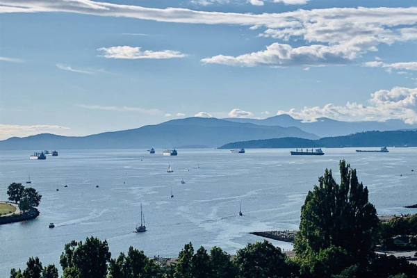 1806 907 BEACH AVENUE, Vancouver
