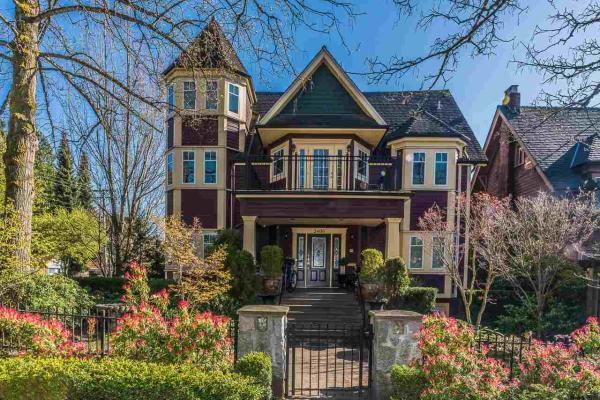 2209 BALSAM STREET, Vancouver