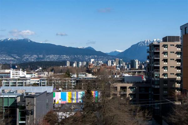 501 1633 W 8TH AVENUE, Vancouver
