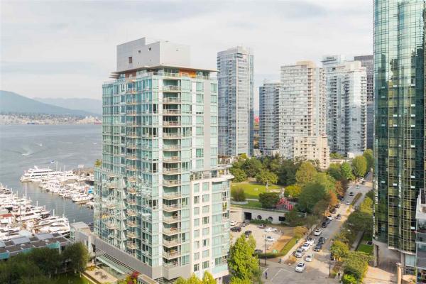 1402 1499 W PENDER STREET, Vancouver