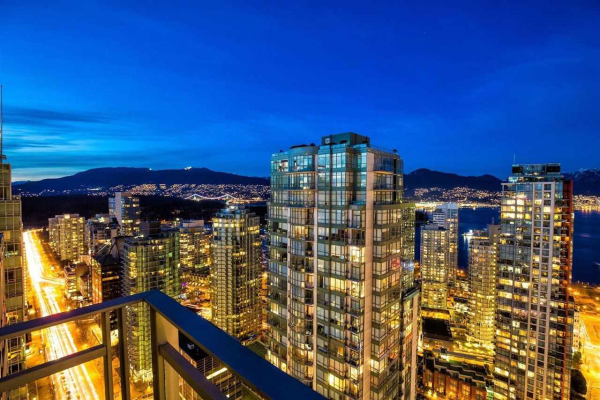 PH6 1200 W GEORGIA STREET, Vancouver