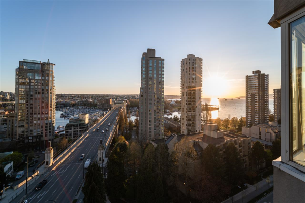 1403 1003 PACIFIC STREET, Vancouver