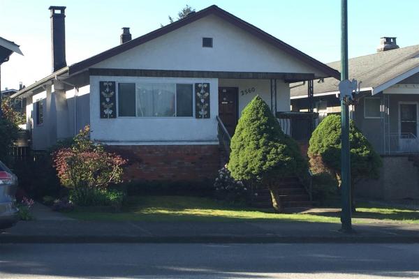 2560 DUNDAS STREET, Vancouver