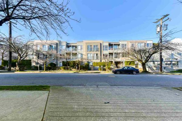 308 1823 W 7TH AVENUE, Vancouver