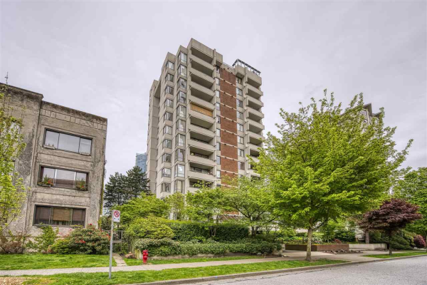 703 1127 BARCLAY STREET, Vancouver