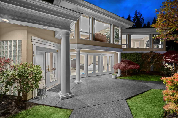 501 ST. ANDREWS ROAD, West Vancouver