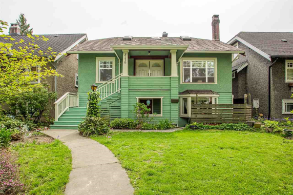 3176 W 11TH AVENUE, Vancouver