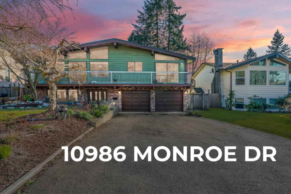 10986 MONROE DRIVE, Delta