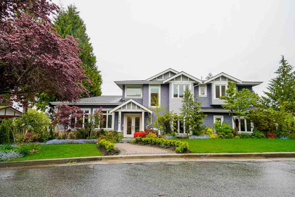 4758 GILPIN COURT, Burnaby