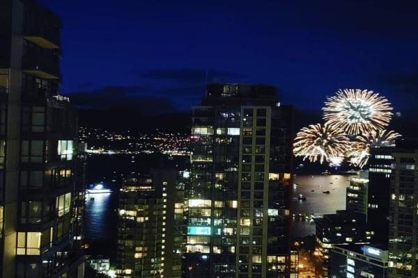 3303 1200 W GEORGIA STREET, Vancouver