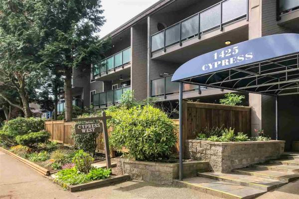 312 1425 CYPRESS STREET, Vancouver