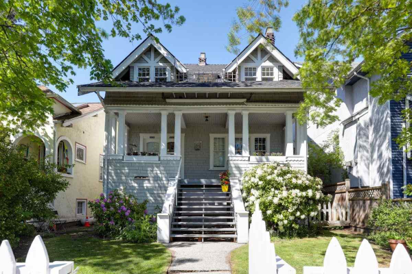 3323-25 W 3RD AVENUE, Vancouver