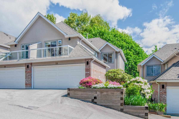 26 72 JAMIESON COURT, New Westminster