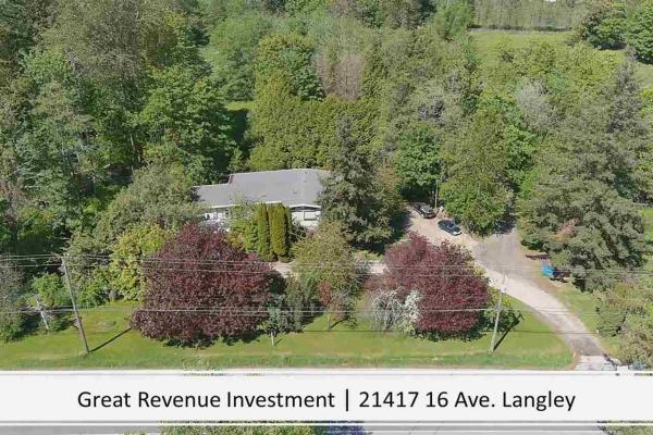 21417 16 AVENUE, Langley