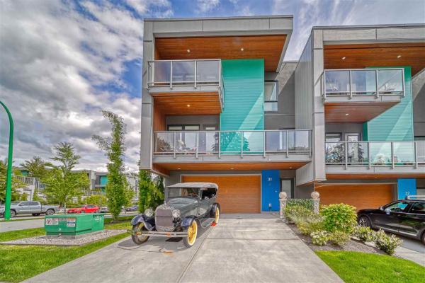 31 3595 SALAL DRIVE, North Vancouver