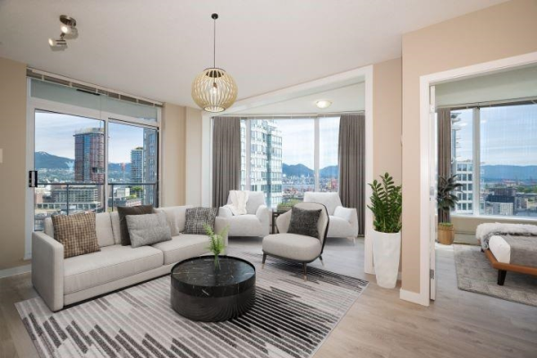 2207 58 KEEFER PLACE, Vancouver