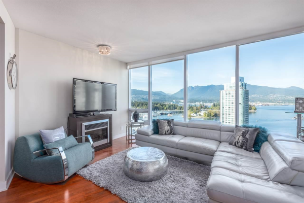 2202 1277 MELVILLE STREET, Vancouver