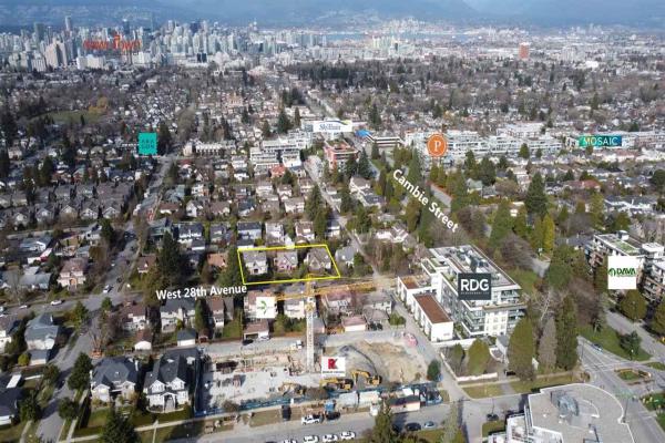 547 W 28TH AVENUE, Vancouver