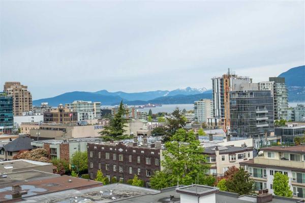 803 1333 W 11TH AVENUE, Vancouver