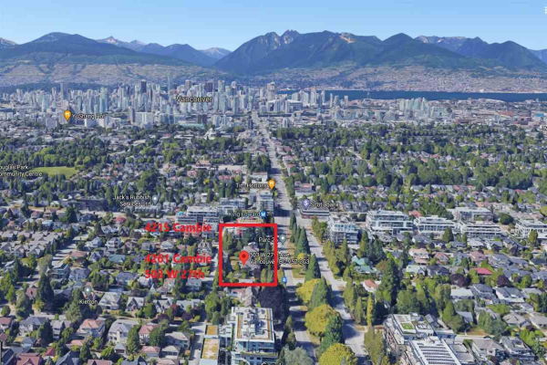 4261 CAMBIE STREET, Vancouver