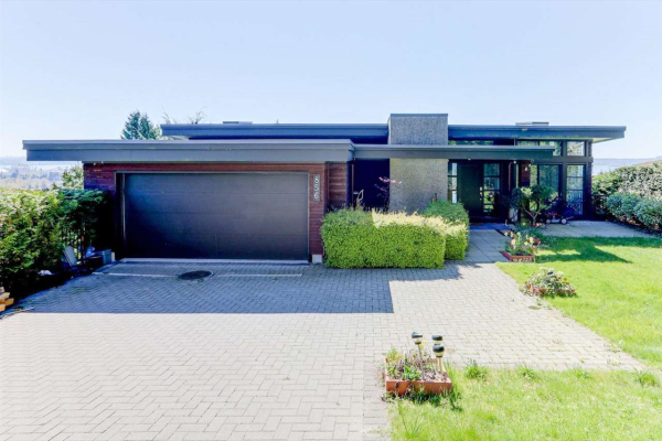 856 ANDERSON CRESCENT, West Vancouver